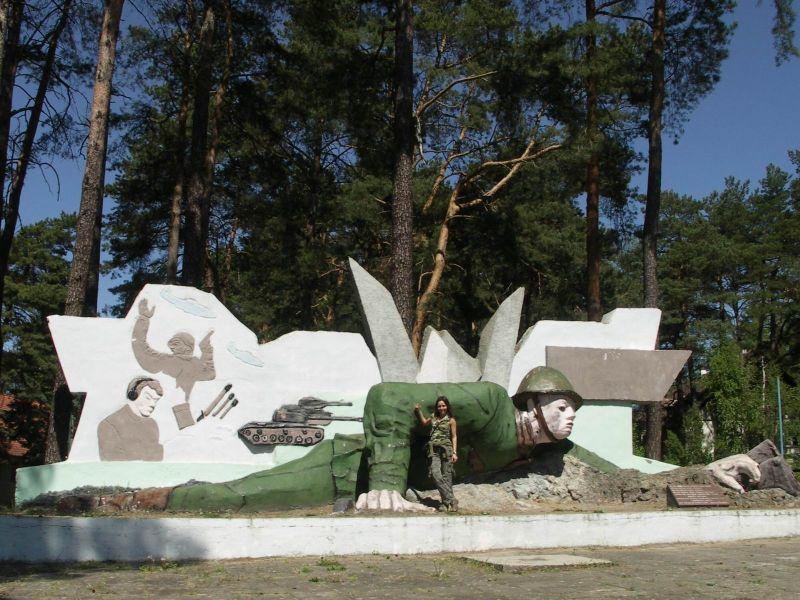 Pomnik, Kęszyca Leśna