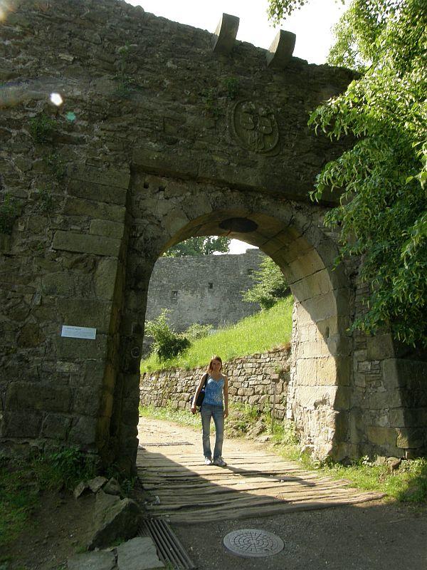 Hukvaldy-zamek czeski