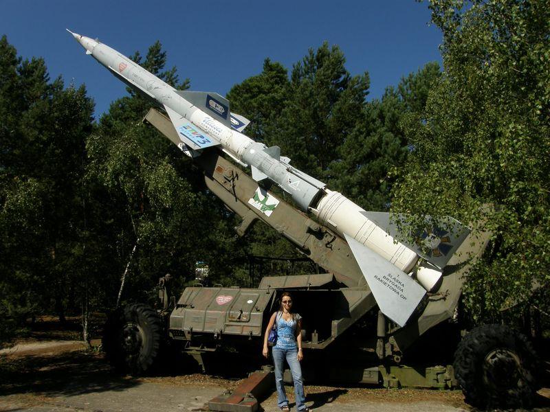 Wyrzutnia rakiet-Rąbka