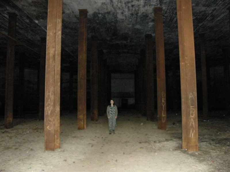 Podziemne zbiorniki