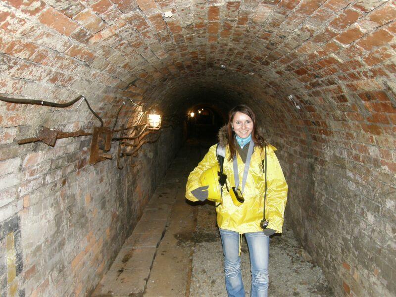 W kopalni-Sztygarce