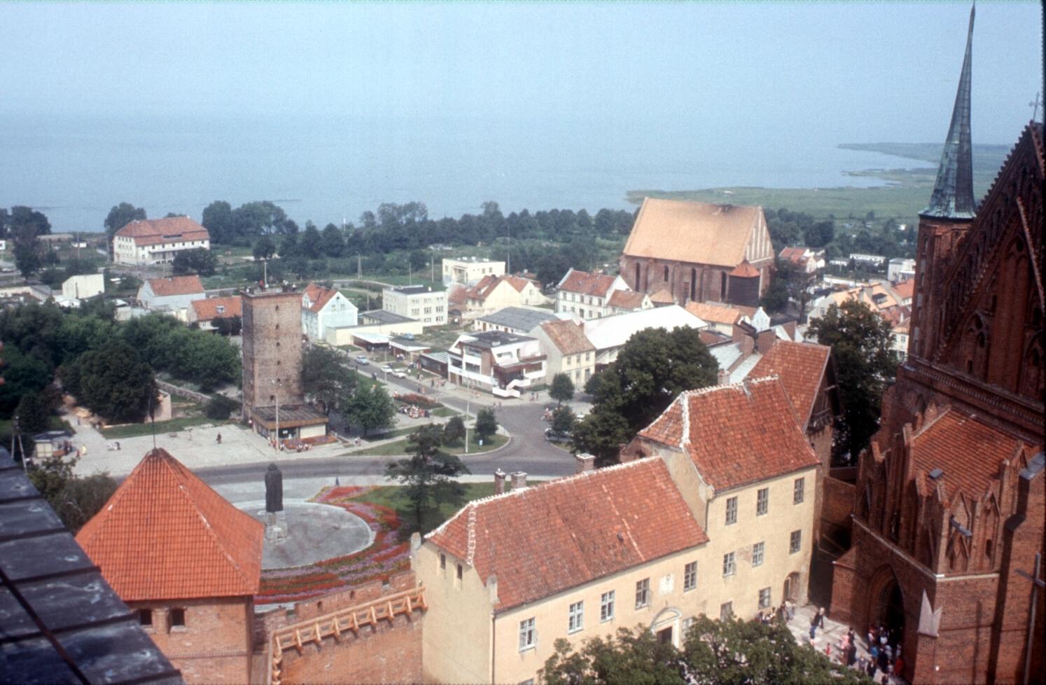 Panorama Fromborka