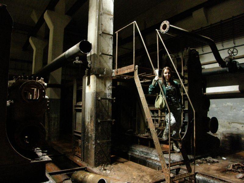 Podziemna maszynownia