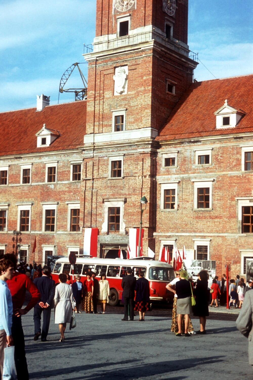 Zamek Królewski wejście