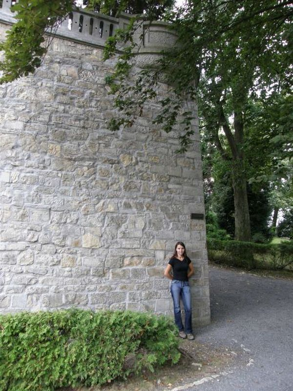 Pod murem zamkowym
