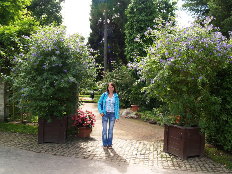 W Oliwskim Parku