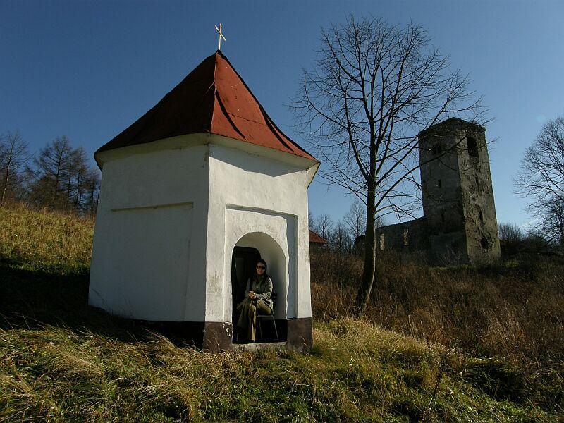 Kapliczka - Słowacja