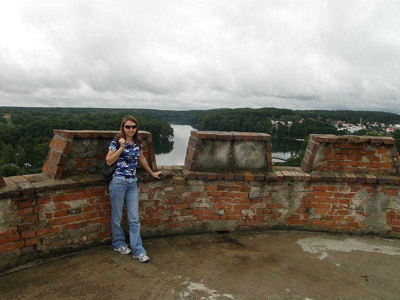 Łagów - zamek Joannitów