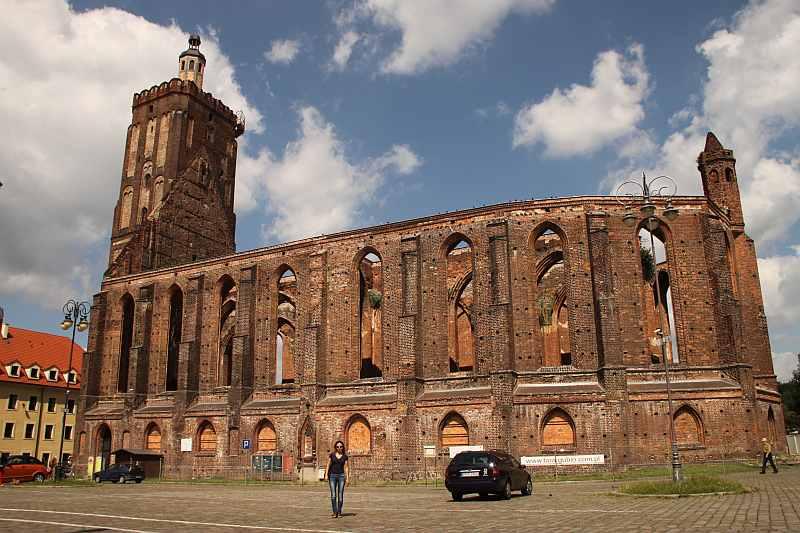 Gubin - katedra