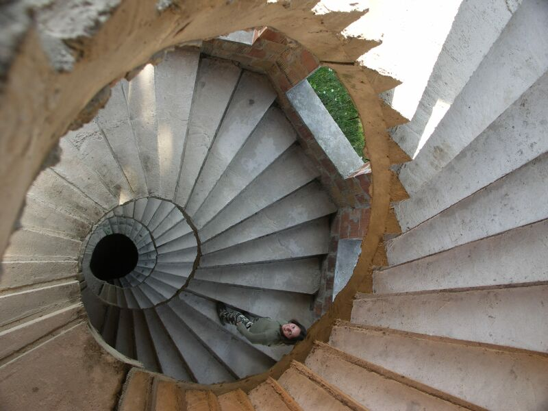 Łapalice - w wieży