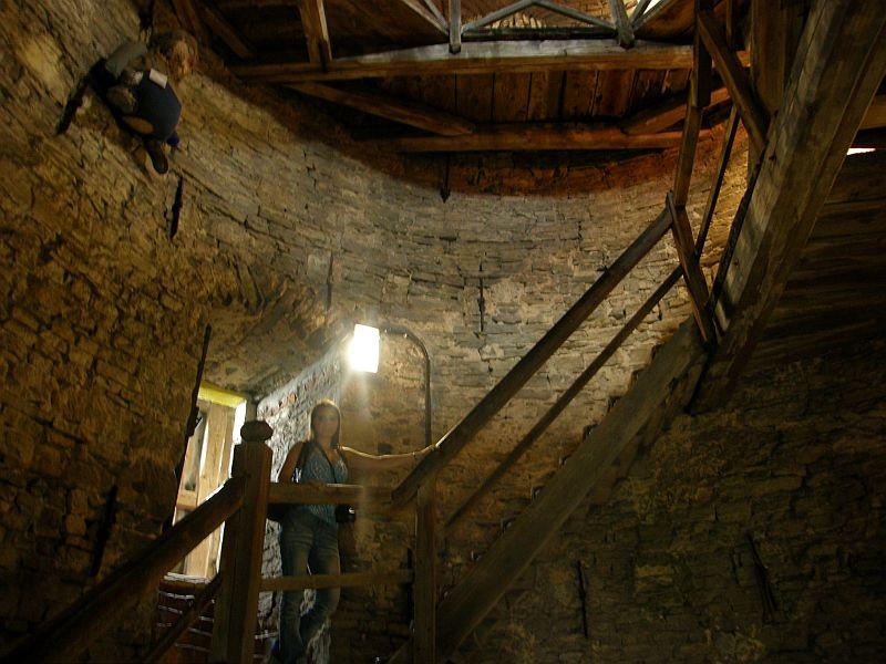 Stramberk - wieża Truba