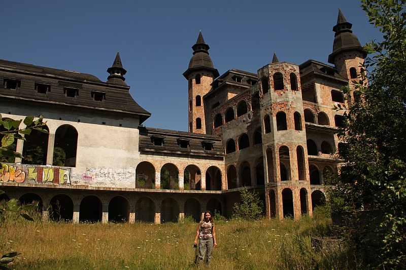 Łapalice - zamek