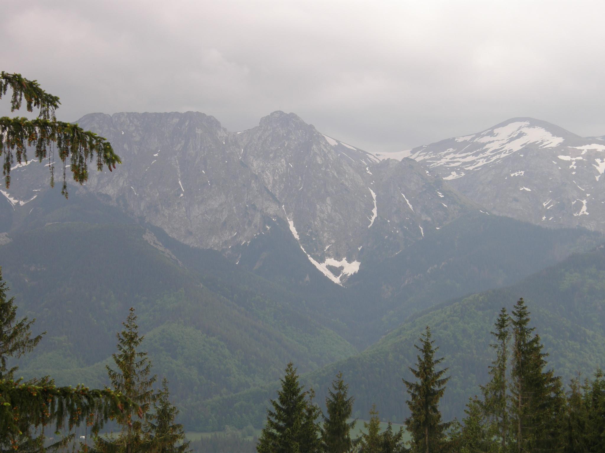 Widok z Gubałówki