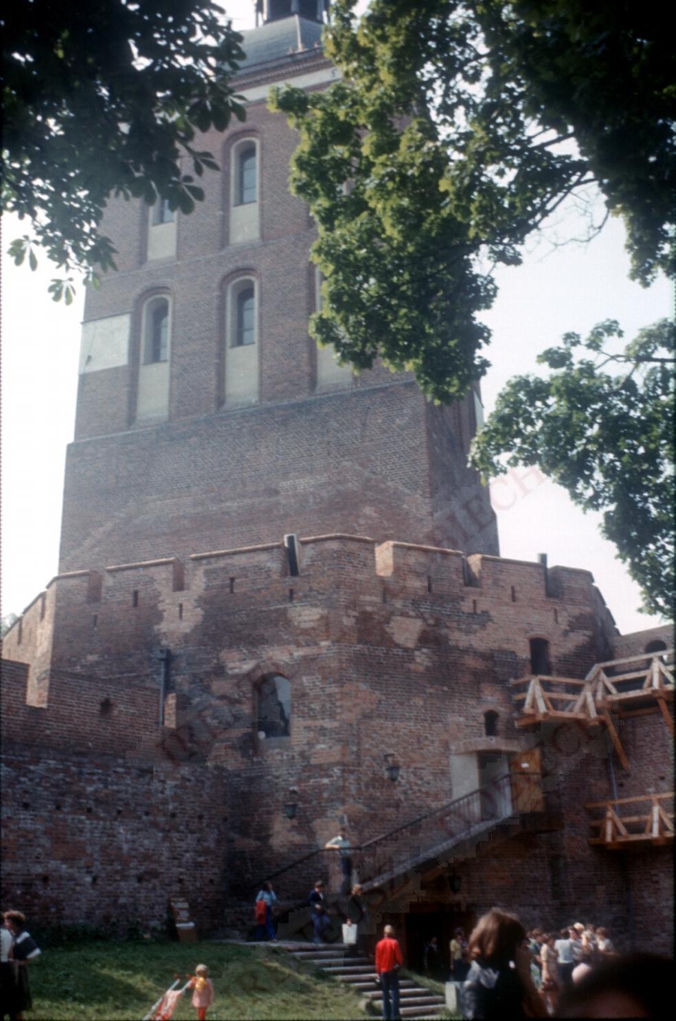 Wieża Frombork